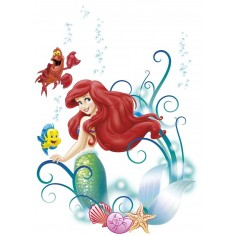 Sticker Disney Arielle...