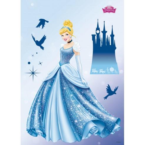 Sticker Disney Princess Dream (50x70 cm)