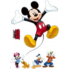 Sticker Disney Mickey and...