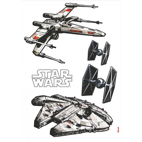 Sticker Star Wars Star Wars...