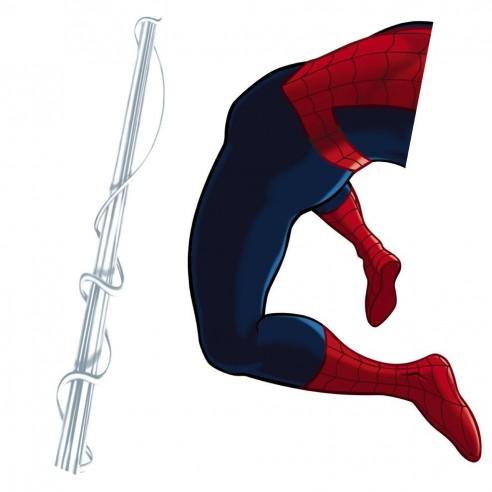 Sticker Marvel Spider-Man (31 x 31 cm)