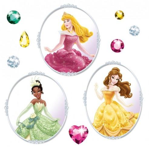 Sticker Geamuri Disney Princess...