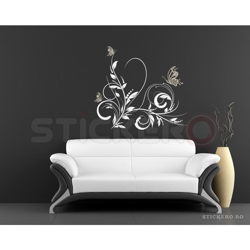 fototapet komar magnolia. Black Bedroom Furniture Sets. Home Design Ideas