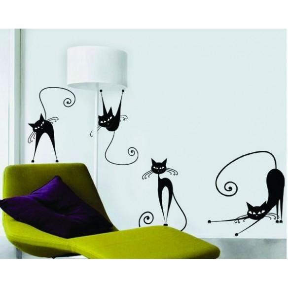 Sticker decorativ Brad de Craciun