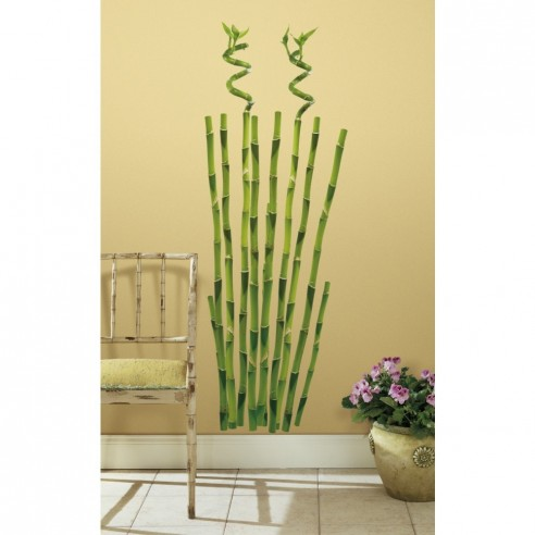 Sticker decorativ BAMBOO
