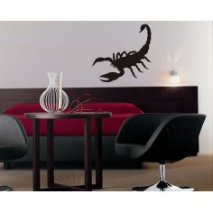 Sticker decorativ Scorpion