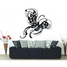 Sticker decorativ Fluturas...