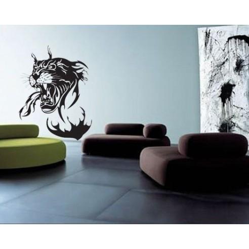 Sticker decorativ Pantera