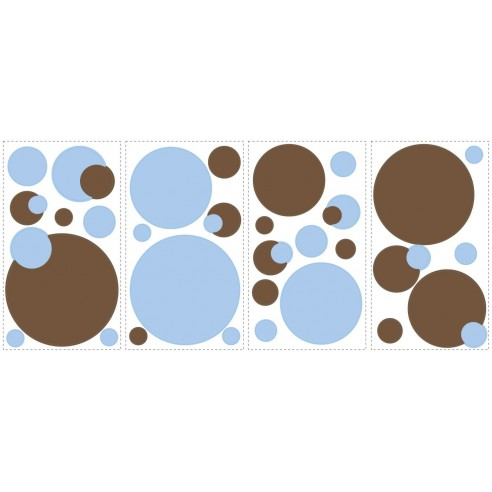 Stickere decorative JUST DOTS -...