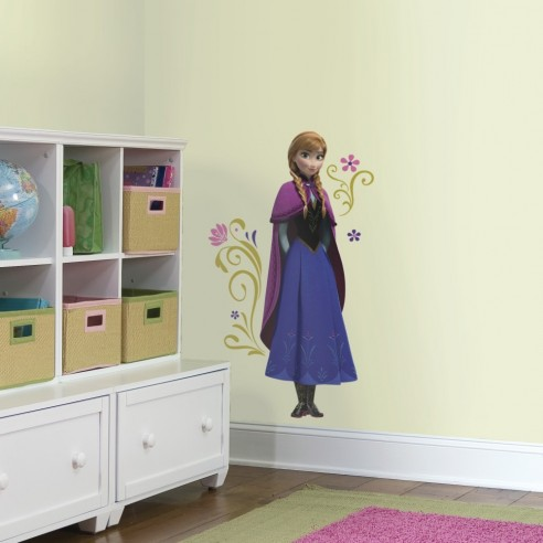 Sticker decorativ ANNA - FROZEN