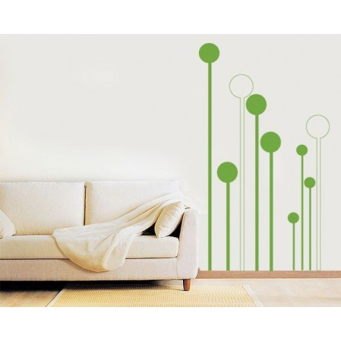 Sticker decorativ Decor Modern cu...