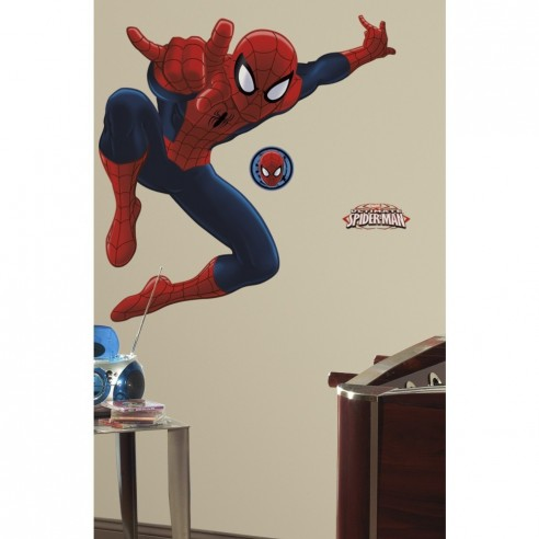 Sticker decorativ ULTIMATE SPIDER MAN