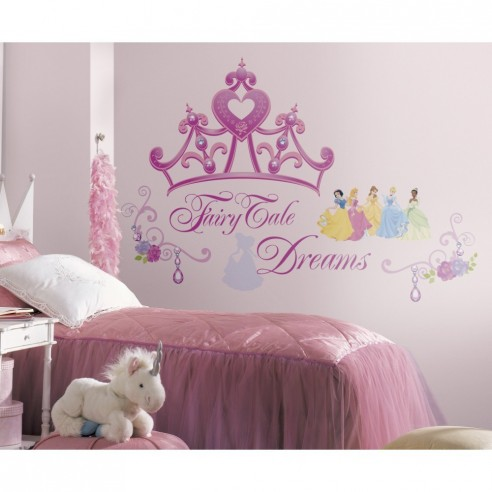 Sticker decorativ Coroana Printeselor...