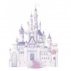 Sticker decorativ Castel...