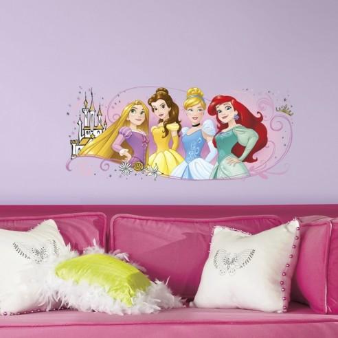 Sticker decorativ Prietenii Printeselor