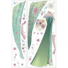 Stickere decorative GRAPHIC FLOWERS