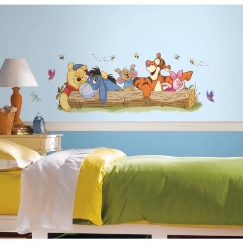 Sticker decorativ BIRDCAGE