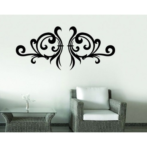 Sticker decorativ Arabesque