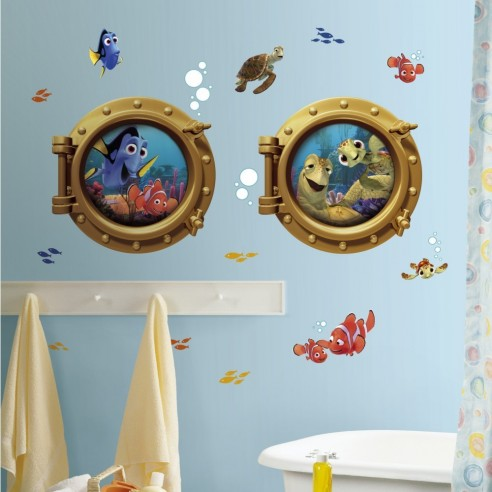 Sticker decorativ IN cautarea lui NEMO