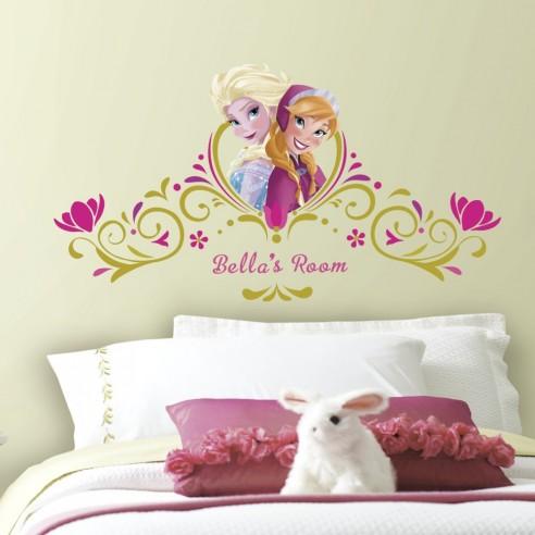 Sticker decorativ Primavara - FROZEN
