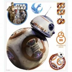 Sticker decorativ BB DROID...