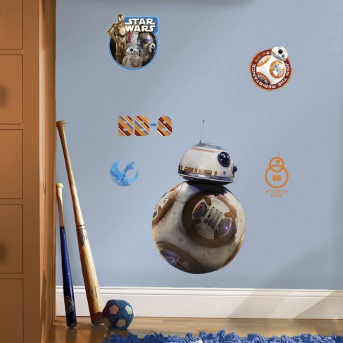 Sticker decorativ BB DROID - THE...