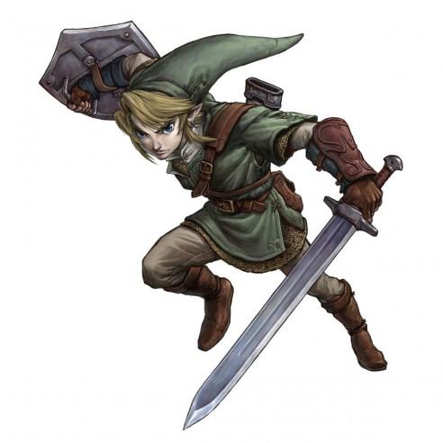 Sticker decorativ Zelda