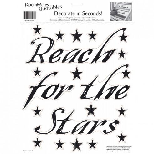 Sticker REACH for the STARS