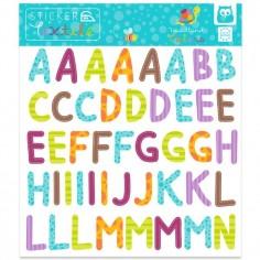 Sticker decorativ Arca lui Noe pentru copii
