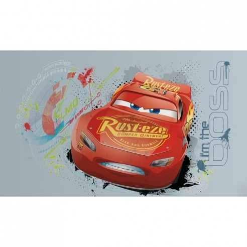 Sticker decorativ Fulger MCQUEEN
