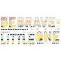 Sticker decorativ JESSIE - TOY STORY