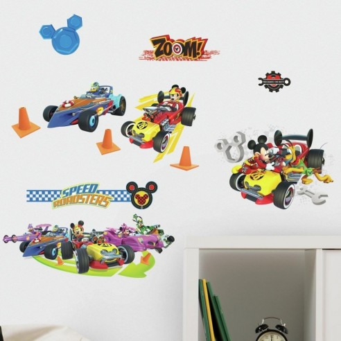 Sticker MICKEY and THE ROADSTERS