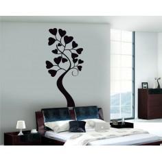 Sticker decorativ Copacul...