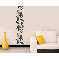 Coloana florala 4 - sticker...
