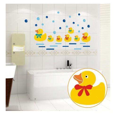 Sticker Canards et bulles