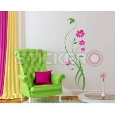 Sticker decorativ Silueta...