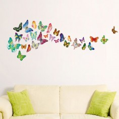 Sticker Butterflies