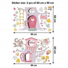 Sticker PATINA VIE