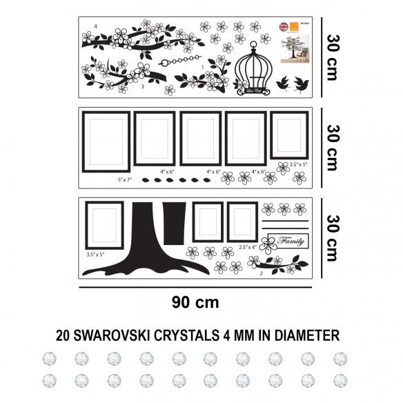 Sticker decorativ FABLE