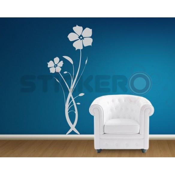 Sticker de perete mesaj - Respira Iarta Zambeste