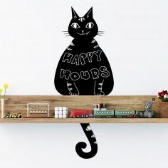 Sticker Tabla de scris - Cat