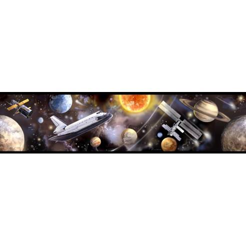 Bordura Calatoria in Spatiu
