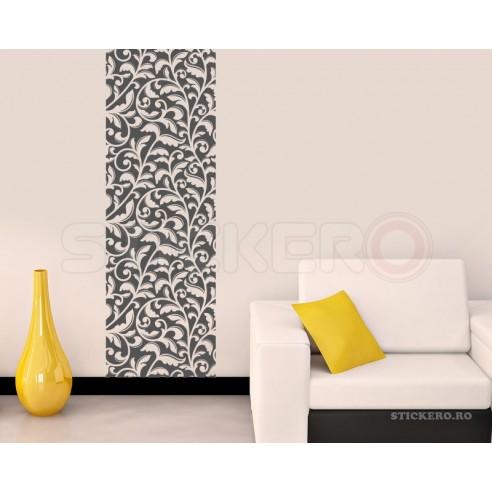 Sticker decorativ JUST DOTS ROZ/MARO