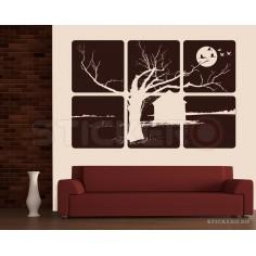 Sticker de perete tablou -...