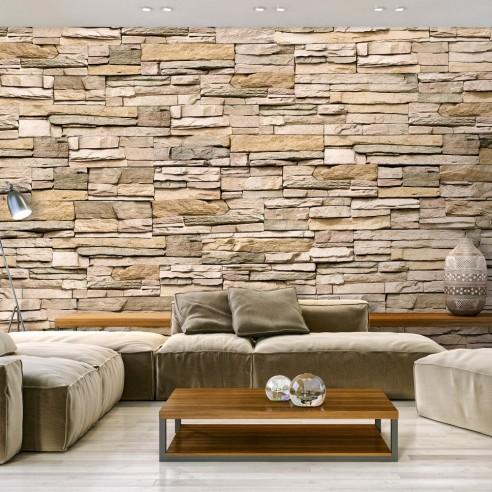 Fototapet - Decorative Stone -...