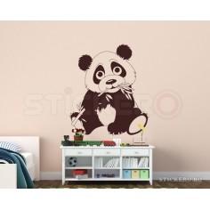 Un simpatic ursulet panda