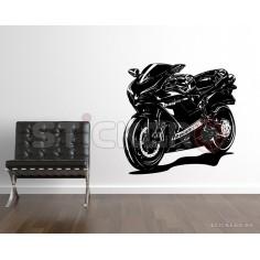 Sticker de perete Ducati...