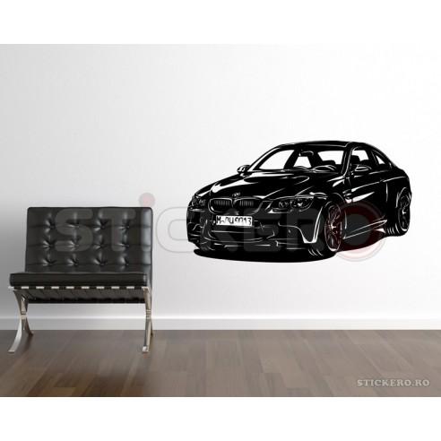 Sticker de perete BMW M3