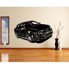 Sticker de perete Audi RS4
