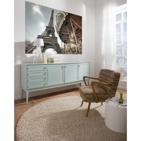 Fototapet Turnul Eiffel, Paris,...